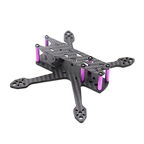 GEBAN Pollici Bordone Frame IV Interasse 140 Millimetri per Martian IV RC Fuco FPV Accessori Accessori droni (Color : Frame Kit)