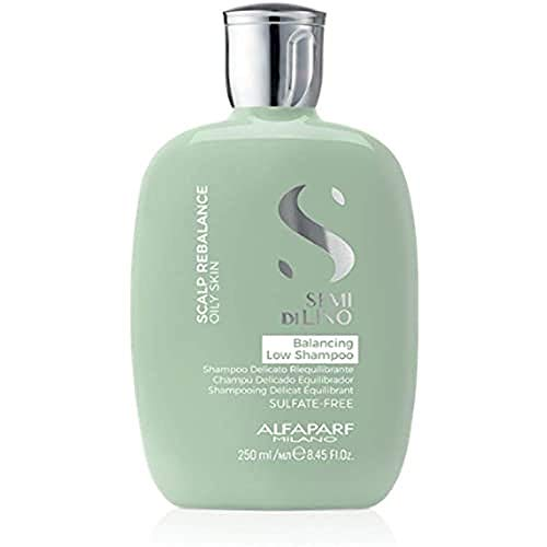 AlfaParf Semi Di Lino Scalp Rebalance Balancing Low Shampoo 250ml - Shampooing cheveux gras