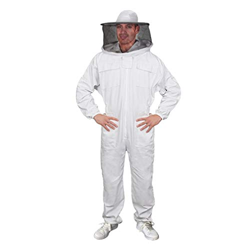 ventilated beekeeper suit - 3