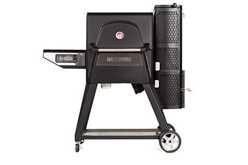 Masterbuilt MB20040220 Gravity Series 560 Digital Charcoal Grill + Smoker, Black