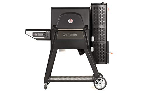 Masterbuilt MB20040220 Gravity Series 560 Digital Charcoal Grill + Smoker, Black