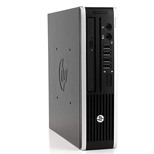 HP 8200 USFF Computer, Quad Core i5 2400S upto 3.3GHz, 4GB DDR3 Ram, 120GB SSD, Windows 10 Pro 64-bit (Renewed)
