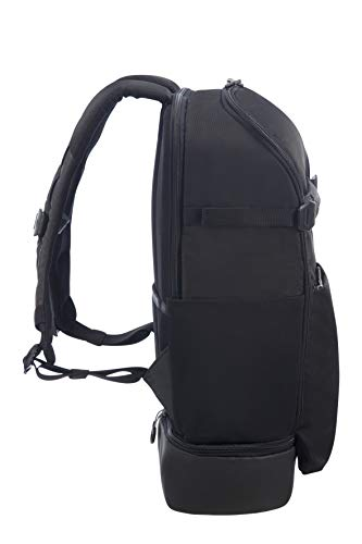 Samsonite Hexa-Packs - Laptop Backpack Large - Travel Rucksack, 50 cm, 22 Liter, Black