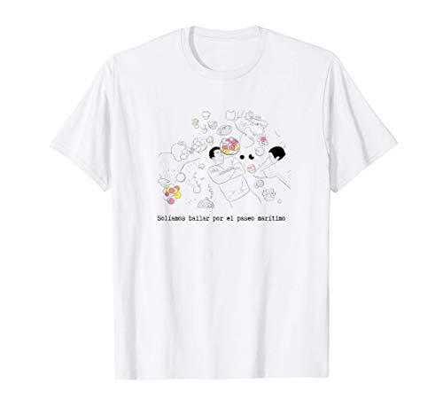 CAROLINA DURANTE En verano Camiseta