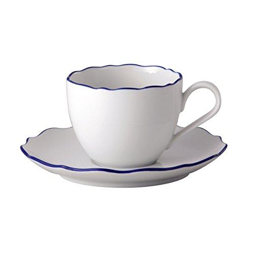 Hutschenreuther Ann Marie Espressotasse 2-TLG. Blue Line