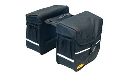 KTM Gepäckträger Tasche Europa Doppeltasche 32 L, mit Steg