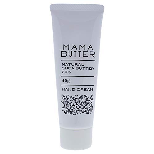 ママバター ナチュラル シアバター ハンドクリーム 40g