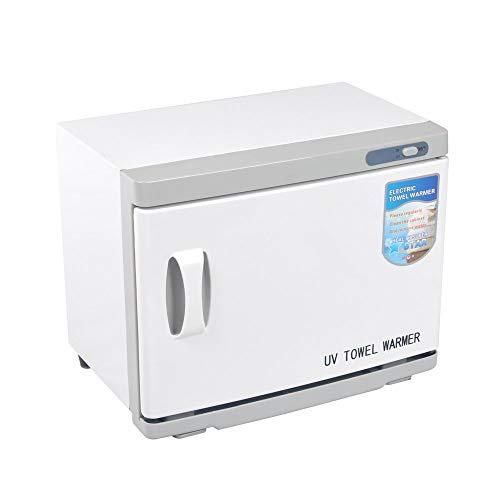 LONGING HOME Handtuchw?rmer Kompressenw?rmer UV-Licht Sterilisator Hot Cabby Cabinet Handtuchablage Friseursalon Kosmetikstudio (16L)