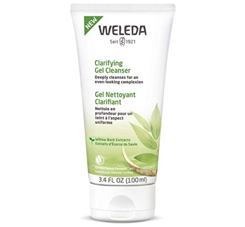 Weleda Naturally Clear Zuiverende Reinigingsgel, 100 ml