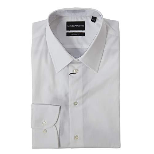 Emporio Armani Hemd, Weiß 38