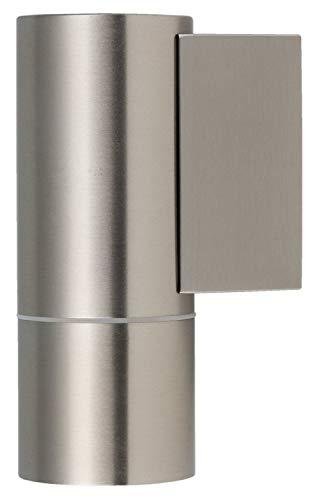 HEITRONIC Wandleuchte GRENADA als UP- / Downlight mit GU10-Fassung für Leuchtmittel max. 35W - verschiedene Ausführungen 1-flammig, H = 155mm