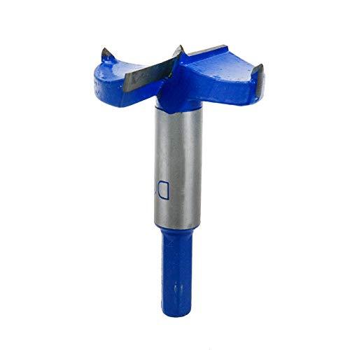 Rannb 50mm Forstner Drill Bit Wood Drilling Bit Carbide Forstner Bit