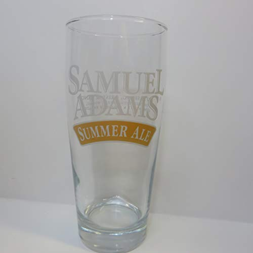 Samuel Adams Summer Ale 16 Oz Glass by Sam Adams Beers