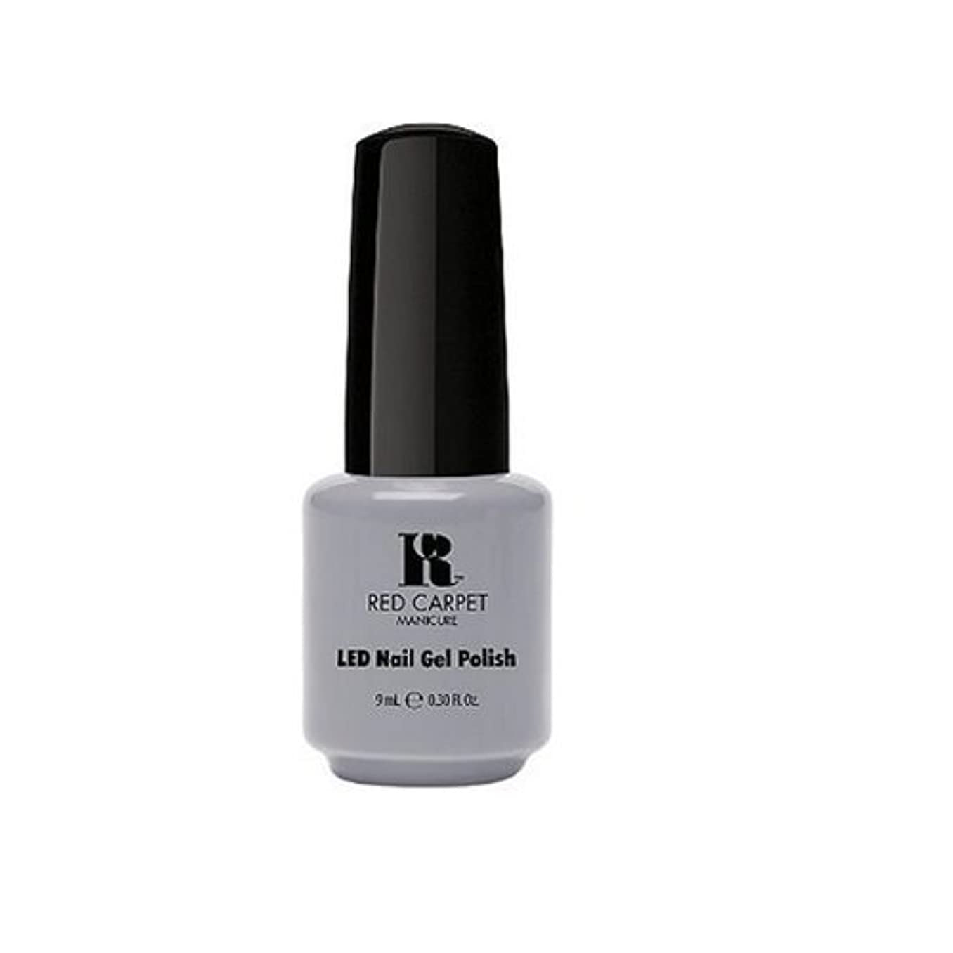 単独でスピーチマネージャーRed Carpet Manicure - LED Nail Gel Polish - #nofilter - 0.3oz / 9ml