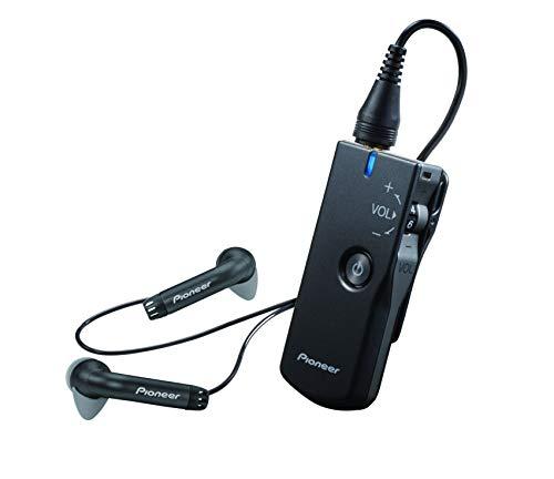 Pioneer PHA-M70-H - Amplificador de Sonido Personal, Color Negro