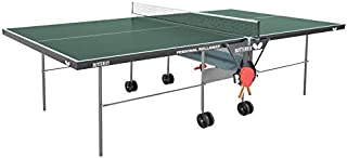 Butterfly Personal Ping Pong Table | Game Table for Kids | Butterfly Table Tennis Table Indoor | Folding Ping Pong Table | 3 Year Warranty | Holder for Ping Pong Paddles and Ping Pong Balls | Free Net