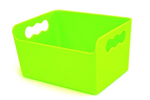 Pica Italia Casalinghi mini-dakdrager, groen, 16 x 12 x 9 cm