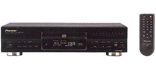 Pioneer PD-207 CD-Player schwarz
