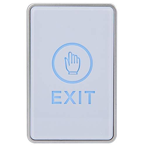 Botón de Puerta, botón de Apertura de Puerta Blanco, para Office Home