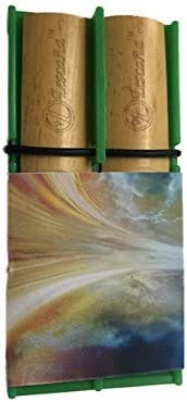 Green Clarinet Sky Beyond Rockin' Austin Mall Max 66% OFF Holder by Lescana Reed Reeds