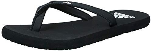 adidas Damen Eezay FLIP Flop Badeschuhe, Schwarz (Core Black/Footwear White/Core Black 0), 38 EU