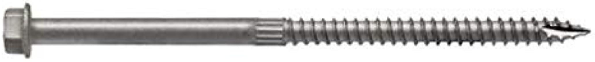 """Simpson Strong-Tie SDS25500-R25L 5"""" Deck Ledger Structural Screws 25ct"""