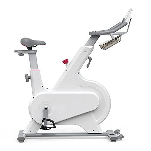 CJDM Bicicletas de Spinning, Bicicletas estáticas de magnetrón, gimnasios de Interior, Bicicletas comerciales de rehabilitación para Uso doméstico, gimnasios, Equipos de Entrenamiento de la Empresa