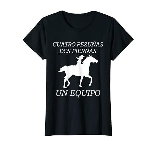Refranes divertidos jinetes Refranes divertidos de caballos Camiseta