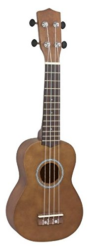Aloha 7M16MN - Ukelele soprano, color Natural
