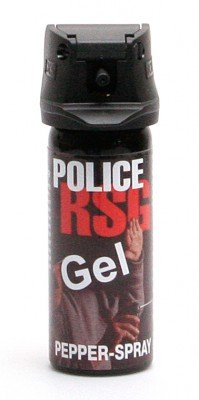Profi Pfefferspray RSG-Police Gel - 50ml