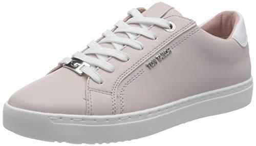 TOM TAILOR Damen 1193204 Sneaker, Flieder, 38 EU