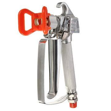 Generic Airless Paint Spray Gun 3600 Psi High Pressure 248 Bar Guard Sprayer Machine