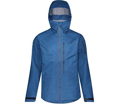 Scott M Explorair 3L Jacket Blau, Herren Dermizax™ Windbreaker, Größe M - Farbe Blue Sapphire