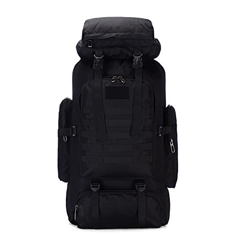75L Camping Hiking Backpack Lightweight Packable Bag Waterproof Backpack Travel Outdoor Daypacks