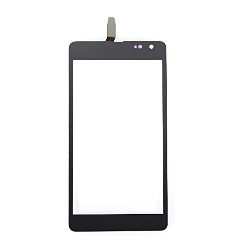 Shockware Touch Screen Digitizer Assembly Replacement Part Compatible With Microsoft Lumia 535