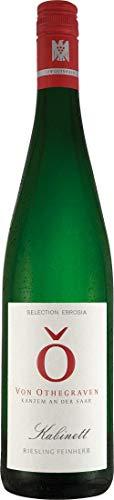 Von Othegraven Riesling Kabinett \'Selection ebrosia\' VDP.Gutswein (1x 0,75l) Weißwein feinherb