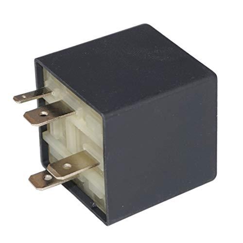 CITALL Schwarzes Motor-Netzteil Verkabelung Verteilung ECU Kraftstoffpumpe Relais #109 1J0906381A