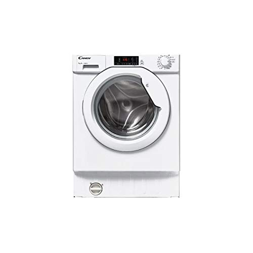 Candy CBWM 712D-S lavatrice Incasso Caricamento frontale Bianco 7 kg 1200 Giri/min A+++, Senza installazione