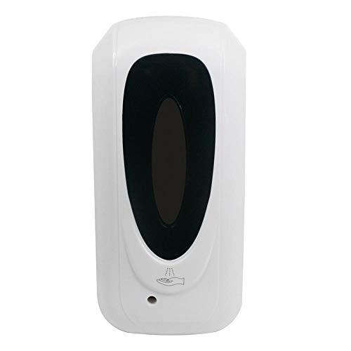 YQYW Desinfektionsspender Sensor Berührungslose Händedesinfektionsmaschine Wand-Handreiniger 1000ML (Batterien nicht im Lieferumfang enthalten)