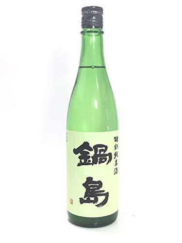 鍋島 特別純米酒 720ml(火入れ)