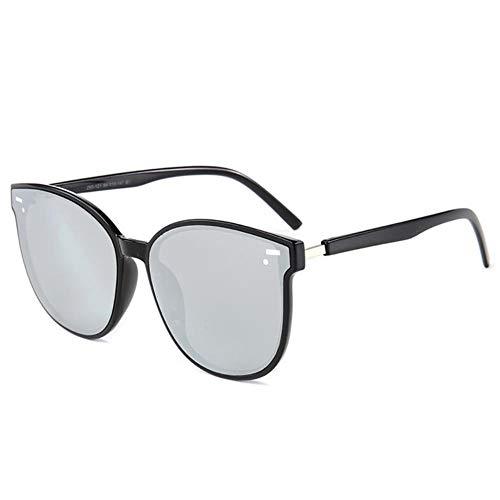 SELLM Squar Gafas de Sol Mujer Dise?o de Marca Recubrimiento Espejo Se?Ora Gafas de Sol Mujer Gafas de Sol para Mujer Gafas, C3