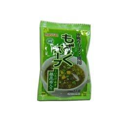 マルサンアイ もずくスープ(フリーズドライ) 3.8g×7個      JAN:4901033711504