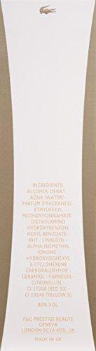 Lacoste Pour Femme Eau de Parfum for Women, 3.0 fl. oz.