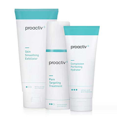 Proactiv+ 3-Step Acne Treatment System, (90 Day)