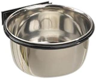 dog kennel bowl holders