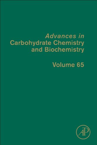 Advances in Carbohydrate Chemistry and Biochemistry (ISSN Book 65) (English Edition)