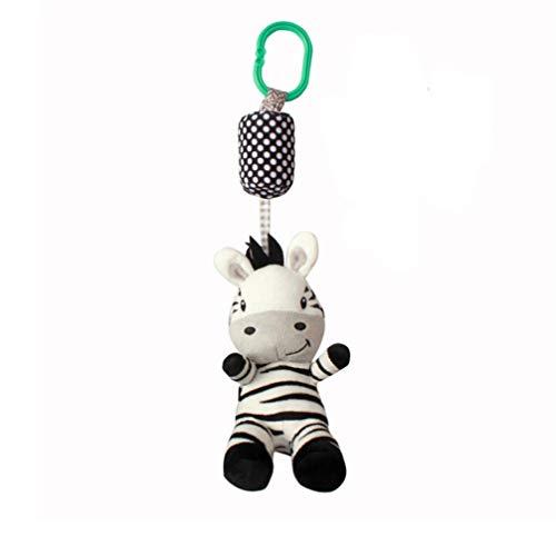Toporchid Cartoon Spielzeug Zebra Drehmaschine Anhänger Windspiel Hängendes Spielzeug Kinder Geschenk