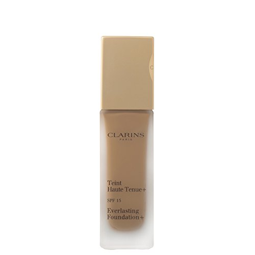 Clarins–TEINT HAUTE TENUE +–Maquillaje 114Cappuccino