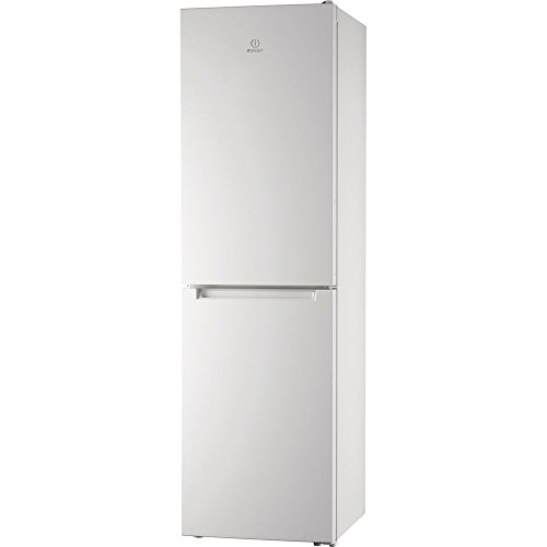 Frigorífico combi - Indesit XI9 T21 W, Total No Frost, 368L, Clase A++,2 m, Blanco
