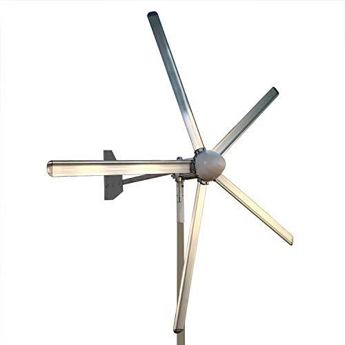 ALEKO WG1500W-48V Wind Generator Turbine 5 Blades Green Energy 1500W 48V